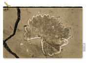 Faux Fossil Carry-all Pouch