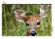 Fawn Portrait Carry-all Pouch