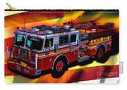 Fdny Engine 68 Carry-all Pouch