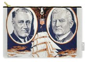 Fdr: Inauguration, 1933 Carry-all Pouch