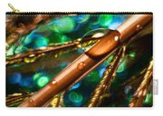 Feather Abstract Carry-all Pouch
