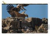 Feather Fluster Carry-all Pouch