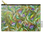 Feather Luster Carry-all Pouch
