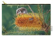 Feather-tail Glider Acrobates Pygmaeus Carry-all Pouch