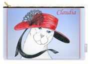 Feline Finery - Claudia Carry-all Pouch