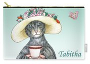 Feline Finery - Tabitha Carry-all Pouch