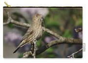 Female Finch Carry-all Pouch