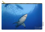 Female Great White, Guadalupe Island Carry-all Pouch