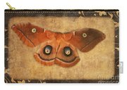 Female Moth Carry-all Pouch