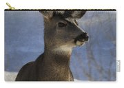 Female Mule Deer Carry-all Pouch