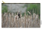 Female Redwinged Blackbird Carry-all Pouch
