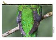 Female Resplendent Quetzal - Dp Carry-all Pouch
