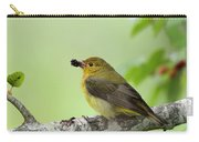 Female Summer Tanager Carry-all Pouch
