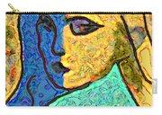 Feminine Kaleidoscope Carry-all Pouch