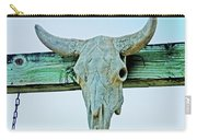 Fence Decor Ranch Style Carry-all Pouch