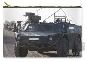 Fennek Armored Reconnaissancd Vehicles Carry-all Pouch