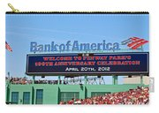 Fenway's 100th Carry-all Pouch