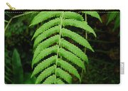 Fern Frond 0576 Carry-all Pouch