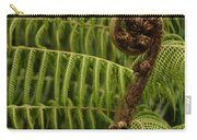Fern Palm New Zealand Carry-all Pouch