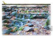 Fern Spring In Autumn Carry-all Pouch