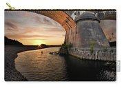 Fernbridge Sunset Carry-all Pouch