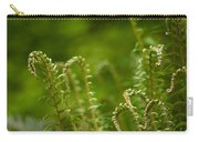 Ferns Fiddleheads Carry-all Pouch