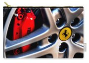 Ferrari Shoes Carry-all Pouch