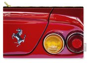 Ferrari Taillight Emblem 2 Carry-all Pouch
