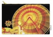 Ferris Wheel And Other Rides, Derry Carry-all Pouch