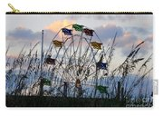 Ferris Wheel At The Beach Carry-all Pouch