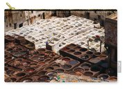 Fez Tannery Carry-all Pouch