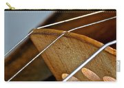 Fiddle Strings Carry-all Pouch