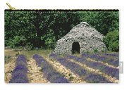 Field Of Lavender. Sault Carry-all Pouch