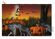 Field Of Nightmares Carry-all Pouch