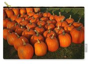 Field Of Pumpkins Carry-all Pouch