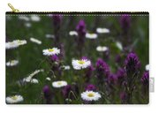 Field Of Spring Flowers Carry-all Pouch