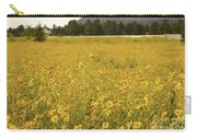 Field Of Yellow Daisy's Carry-all Pouch