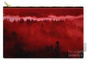 Fiery Forest  Carry-all Pouch