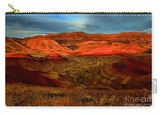 Fiery Painted Hills Carry-all Pouch