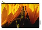 Fiery Sunflowers Carry-all Pouch