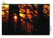 Fiery Sunrise Michigan Carry-all Pouch