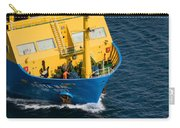 Fiesta Mail At Nassau Harbor Carry-all Pouch
