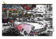 Fifties Drive In Carry-all Pouch