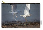 Fighting Gulls Carry-all Pouch