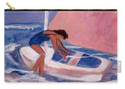 Fighting To Sail Carry-all Pouch