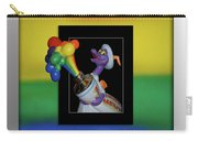 Figments Rainbow Of Colors Carry-all Pouch