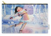 Figure Skater 14 Carry-all Pouch