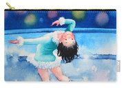 Figure Skater 16 Carry-all Pouch