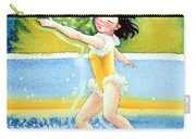 Figure Skater 18 Carry-all Pouch