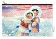 Figure Skater 7 Carry-all Pouch